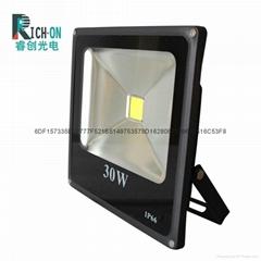 睿创正方形款LED泛光灯
