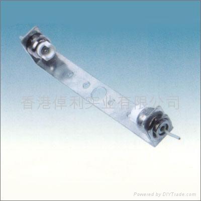R7S ceramic lamp holder in 70-150W 2