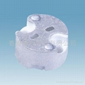 G4.0-G5.3-G6.35 Ceramic lamp holder(base) with VDE certificate 2