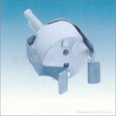 G4.0-G5.3-G6.35 Ceramic lamp holder(base) with VDE certificate 3