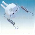 G4.0-G5.3-G6.35 Ceramic lamp holder(base) with VDE certificate 5