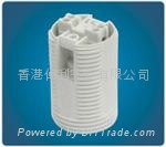 E14 plastic lamp holder with VDE certificate 3