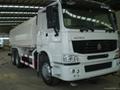 20m3  HOWO watert tank Truck 2