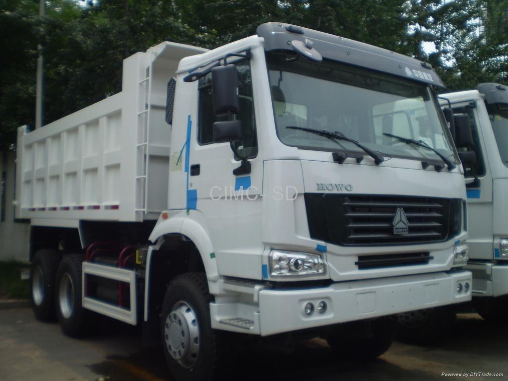 Howo 6x4 Dump Truck 1