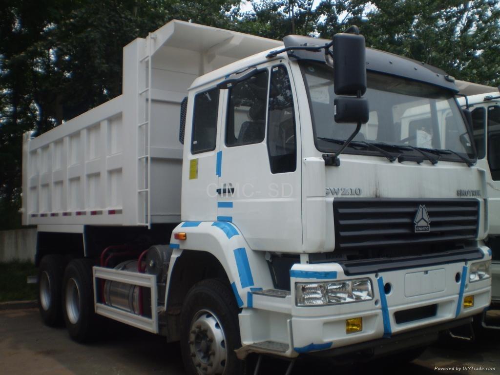 SINOTRUK 6X4 TIPPER TRUCK 336HP