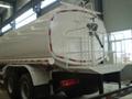 20m3  HOWO water tank Truck 3