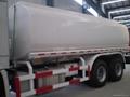 20m3  HOWO watert tank Truck 4