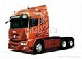 CIMC Tractor Truck, C&C Tractor Truck