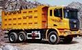 CIMC Dump Truck, C&C Tipper