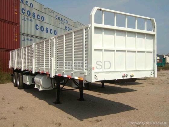 Cargo Semi-trailer