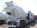 8m3 Concrete Mixer Truck HOWO