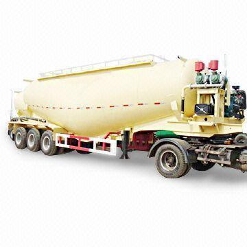 Bulk Cement Tank Truck 2