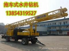BZCT400SZ拖车式水井钻机