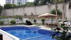 東莞游泳池設備