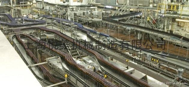 上海悦美机械制造也行公司提供轻工业工厂货物输送配套技术服务。