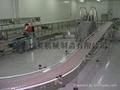 不锈钢链板输送机 Stainless steel chain 3