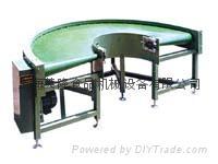 转弯皮带输送机 Turning conveyor belt