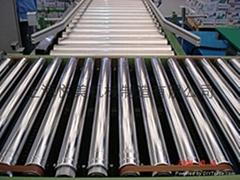 滚筒输送线 Roller conveyor line