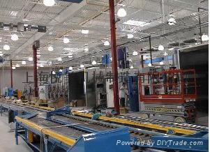 滚筒输送线 Roller conveyor line 2