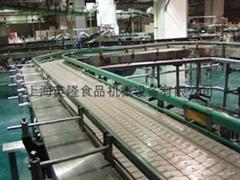 链板输送机 Chain conveyor