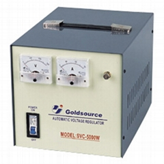 交流穩壓器 SVC-5000