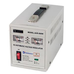 A.C VOLTAGE STABILIZER AVR-500W/ 1000W/1500W 1
