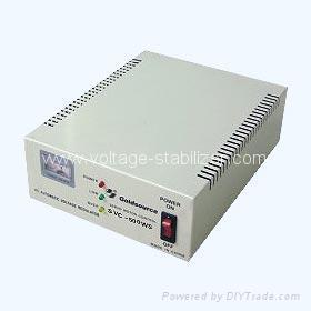 A.C VOLTAGE REGULATOR SVC-500WS/ 1000WS 1