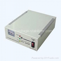 A.C VOLTAGE REGULATOR SVC-500WS/ 1000WS