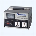 A.C VOLTAGE REGULATOR SVR-500/1000/1500