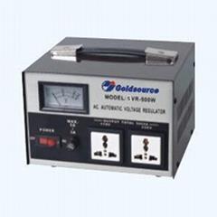 交流穩壓器 SVR-500/1000..