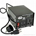 STU-200 交流昇降變壓器帶USB 2