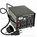 STU-200 STEP UP/ DOWN VOLTAGE TRANSFORMER WITH USB