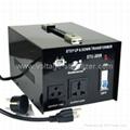 STU-3000 交流昇降變壓器帶5V USB 2