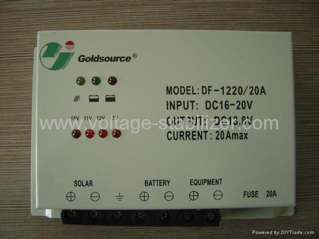太阳能控制器 DF1220 2