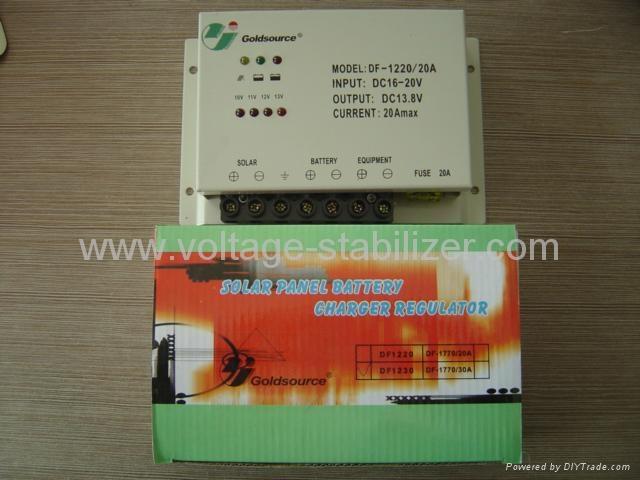 SOLAR POWER CONTROLLER DF1220 3