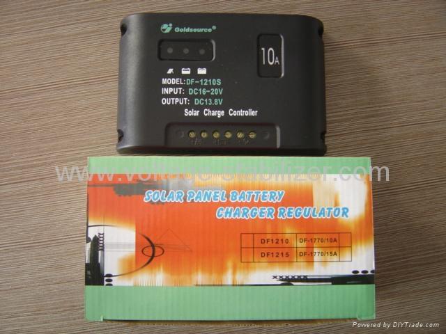 DF1210S SOLAR POWER CONTROLLER 3