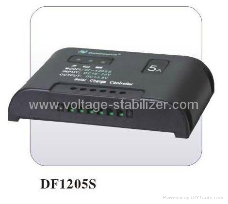 DF1205S SOLAR POWER CONTROLLER