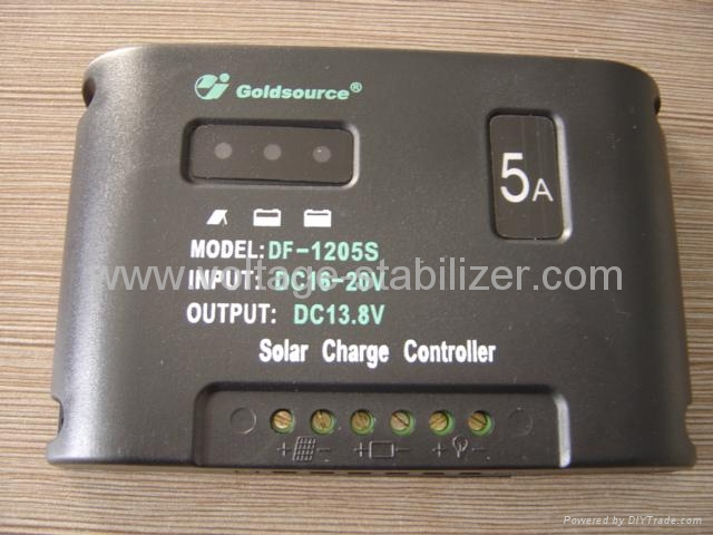 DF1205S 太阳能控制器 2