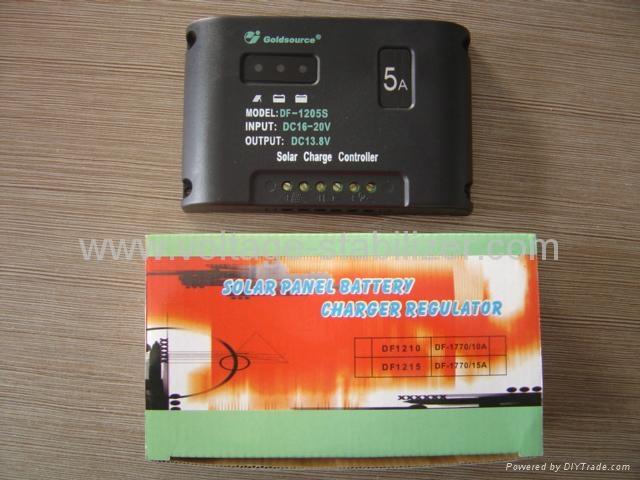 DF1205S 太阳能控制器 3