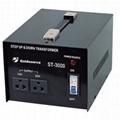 交流昇降變壓器 ST-3000 1