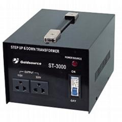 A.C STEP-UP & DOWN TRANSFORMER (ST-1000/1500/2000)