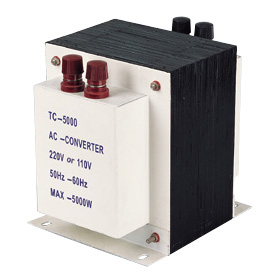 A.C STEP UP/STEP DOWN TRANSFORMER (TC-4000/5000)