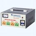 A.C VOLTAGE REGULATOR  AR-2000/3000