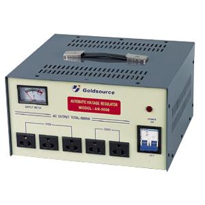 A.C VOLTAGE REGULATOR  AR-4000/5000/8000 1