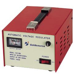 A.C VOLTAGE REGULATOR CVR-1000/ 1500 1