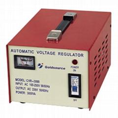 A.C VOLTAGE REGULATOR CVR-2000/ 3000