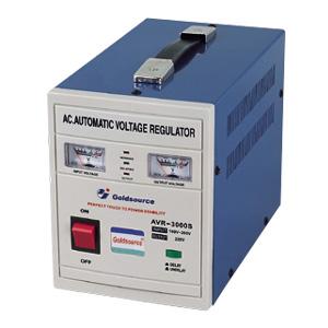 A.C VOLTAGE REGULATOR AVR-2000S /3000S 1