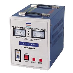 A.C VOLTAGE REGULATOR AVR-4000S /5000S 1