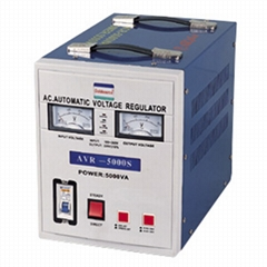 A.C VOLTAGE REGULATOR AVR-4000S /5000S