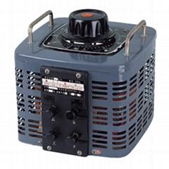 SINGLE-PHASE CONTACT VOLTAGE REGULATOR TDGC2-3K/5K